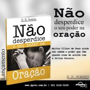 Lançamento do livro RR Soares